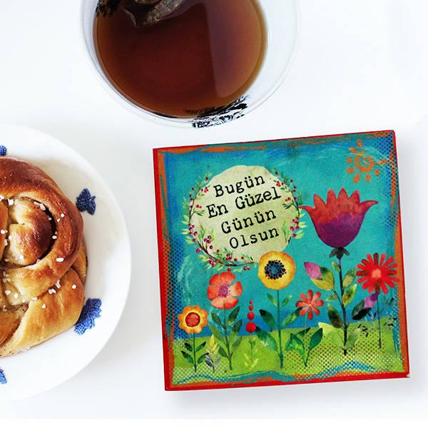 Bugün En Güzel Günün Olsun Kitabı