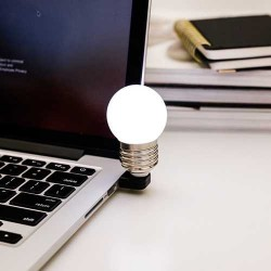 - BULB USB LIGHT - Mini USB Ampül