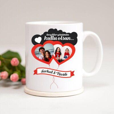- Büyük Sevgimiz Sevgili Kupa Bardağı