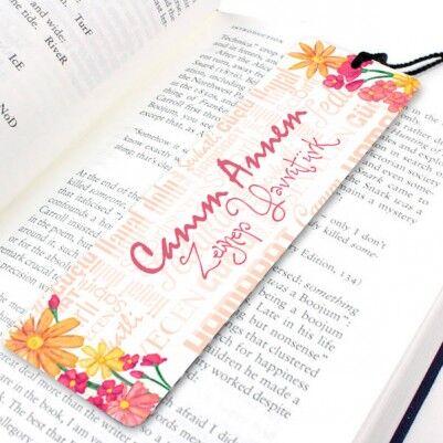 - Canım Annem Kitap Ayracı