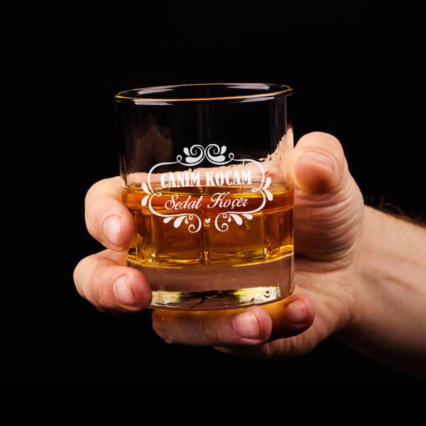 Paşabahçe Viski Bardağı Alanya 6Lı 52436