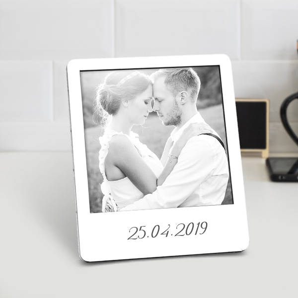 Canım Sevgilim Ahşap Polaroid Çerçeve