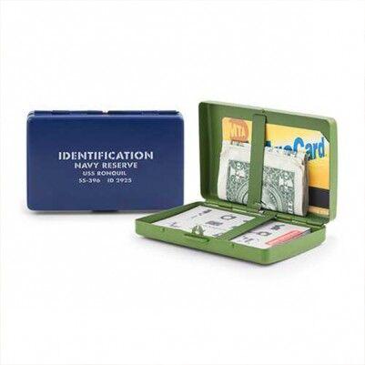 CARD CASE ARMY Çelik Cüzdan - Thumbnail