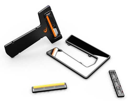 Carzor - Kredi Kartı Şeklinde Tıraş Bıçağı