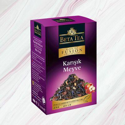 Çay Tiryakisi Bayanlara Özel Hediye Kutusu - Thumbnail