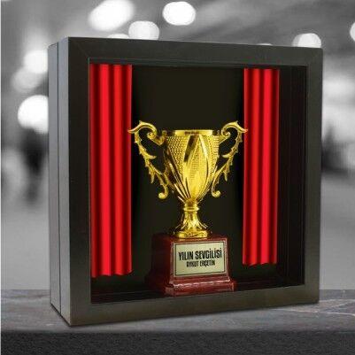 - Çerçeve İçerisinde Kişiye Özel Ödül Kupası
