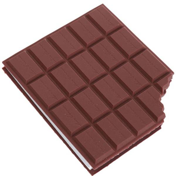 Chocolate Notebook - Çikolata Not Defteri