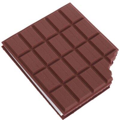 - Chocolate Notebook - Çikolata Not Defteri