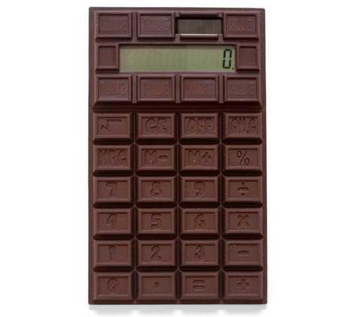 Chocolator - Çikolata Hesap Makinesi