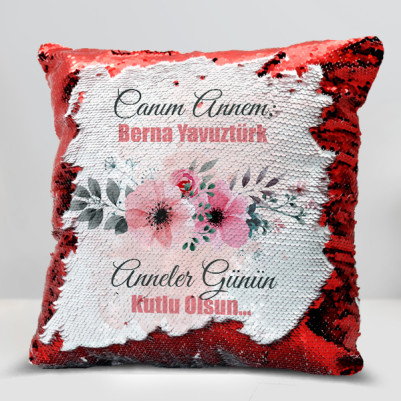 - Çiçek Annem Sihirli Yastık