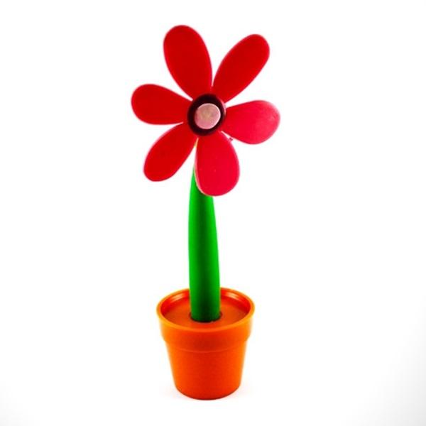 Çiçek Şeklinde Kalem