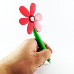 Çiçek Şeklinde Kalem - Thumbnail