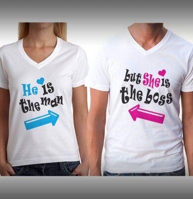 - Çiftlere Özel 2'li Sevgili Tişörtleri
