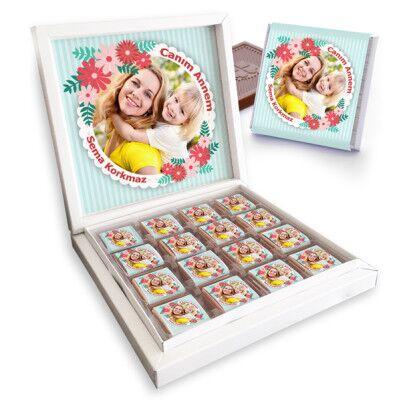 - Cıvıl Cıvıl Anneler Günü Temalı Çikolata