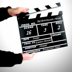 Clapperboard Sinema Klaketi - Thumbnail
