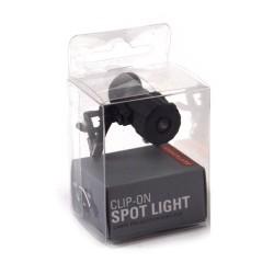 Clip On Spotlight - Mini LED Spot Işık - Thumbnail