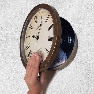 Clock Safe - Saat Kasa - Thumbnail