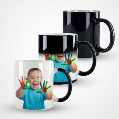 Çocuklara Özel Fotoğraflı Sihirli Kupa - Thumbnail