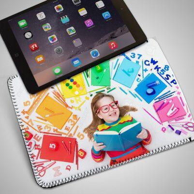 Çocuklara Özel Fotoğraflı Tablet Kılıfı - Thumbnail