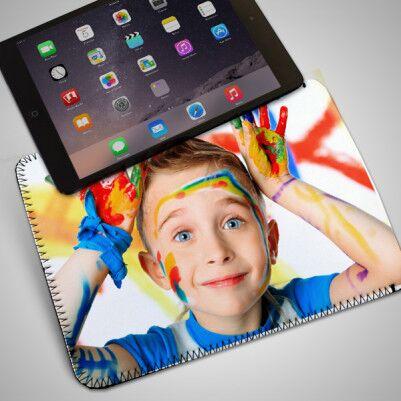 - Çocuklara Özel Fotoğraflı Tablet Kılıfı
