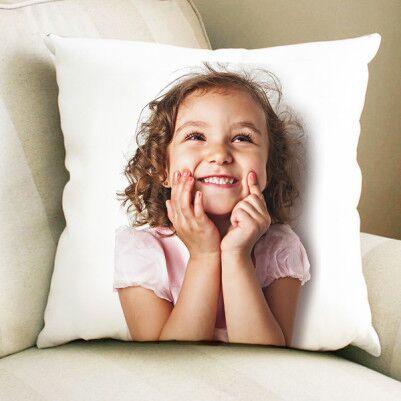 Çocuklara Özel Fotoğraflı Yastık - Thumbnail