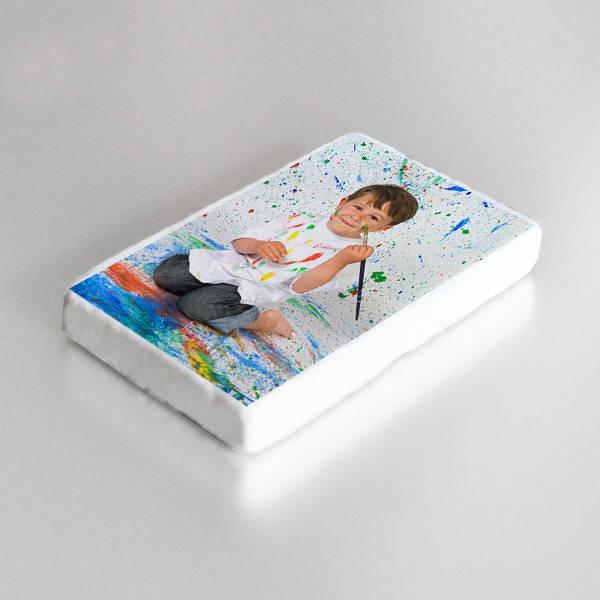 Çocuklara Özel Taş Buzdolabı Magneti