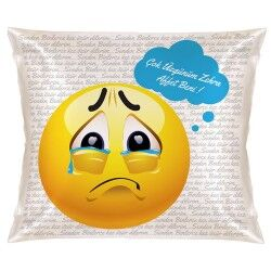 - Çok Üzgünüm Beni Affet Emoji Yastık