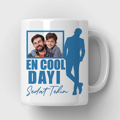 Cool Dayım Fotoğraflı Kupa Bardak - Thumbnail