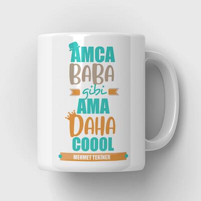 - Coool Amcam İsimli Kupa Bardak
