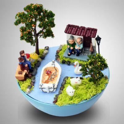 - Daima Seninleyim Minyatür Bahçe