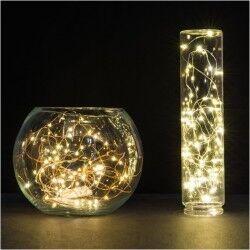 Dekoratif Bakır Tel Işıklar - Thumbnail