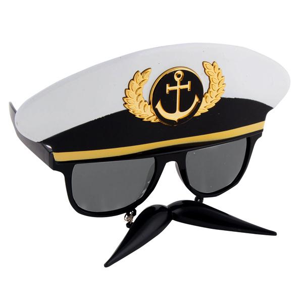 Denizci Kaptan Parti Gözlüğü