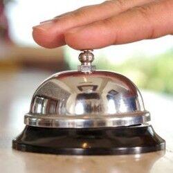 - Desk Bell - Otel Resepsiyon Zili