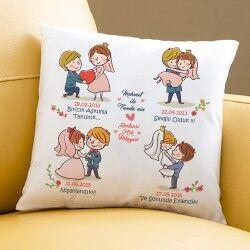- Destansı Aşkımızın Kısa Hikayesi Yastık