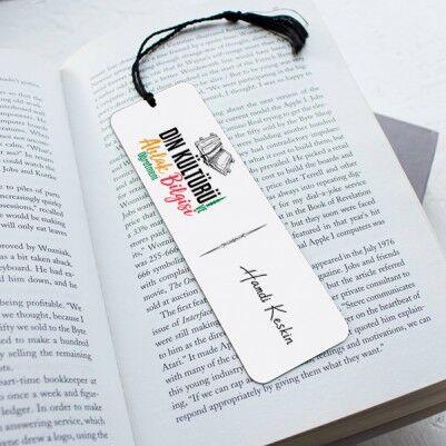 - Din Kültürü Öğretmenlerine Hediye Kitap Ayracı