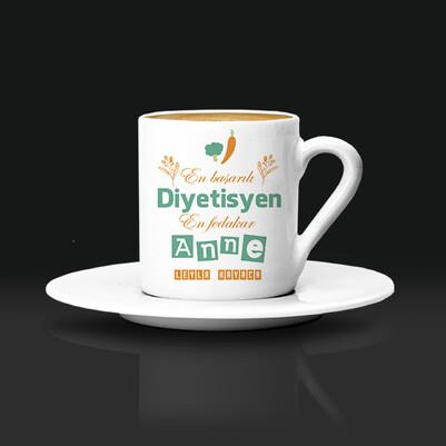 - Diyetisyen Annelere Hediye Kahve Fincanı