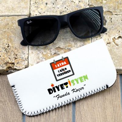 - Diyetisyenlere Özel Gözlük Kılıfı