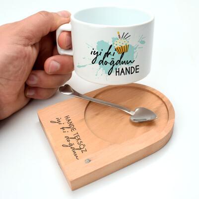- Doğum Günü Hediyesi Çay Fincanı
