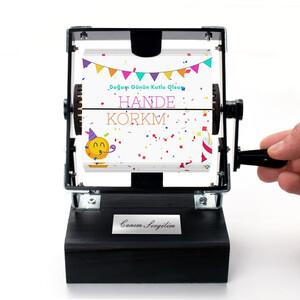- Doğum Günü Hediyesi Gif Film Makinesi