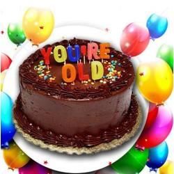 - Doğum Günü Mumları - #YOU'RE OLD