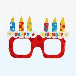 - Doğum Günü Parti Gözlüğü Seti 4′lü