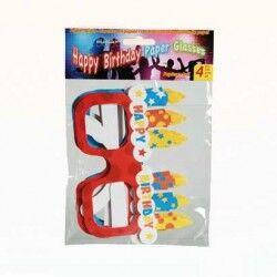 Doğum Günü Parti Gözlüğü Seti 4′lü - Thumbnail