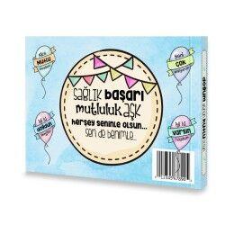 Doğum Günün Kutlu Olsun Sevgilim Kitabı - Thumbnail