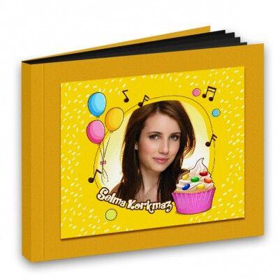 Doğum Gününe Özel Foto Kitap - Thumbnail