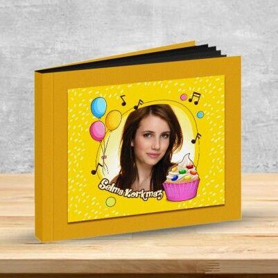 - Doğum Gününe Özel Foto Kitap