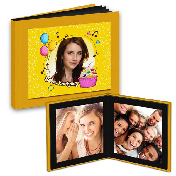 Doğum Gününe Özel Foto Kitap