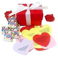 Doğum Gününe Özel Mesajlı Çikolata 10'lu - Thumbnail