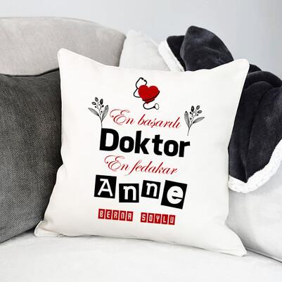 - Doktor Annelere Hediye Yastık