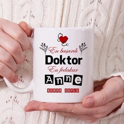 - Doktor Annelere Özel Kupa Bardak