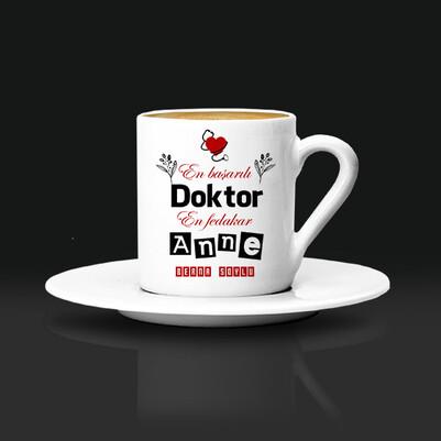 - Doktor Anneye Hediye Kahve Fincanı